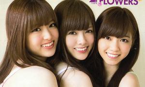 Đối thủ của AKB48: Nổi tiếng vì đẹp, tai tiếng vì hẹn hò người có vợ
