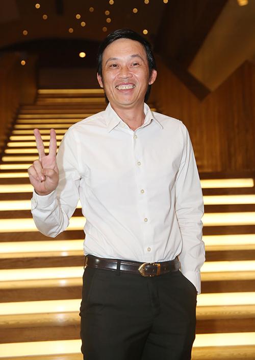 Danh hài Hoài Linh.