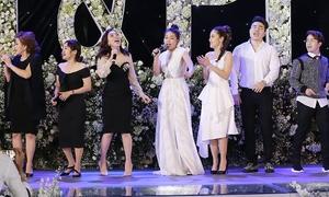 Hội 'thánh lầy' hát mừng đám cưới Trường Giang - Nhã Phương