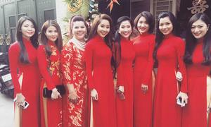 Những dàn phù dâu toàn mỹ nhân hot nhất trong các đám cưới Vbiz