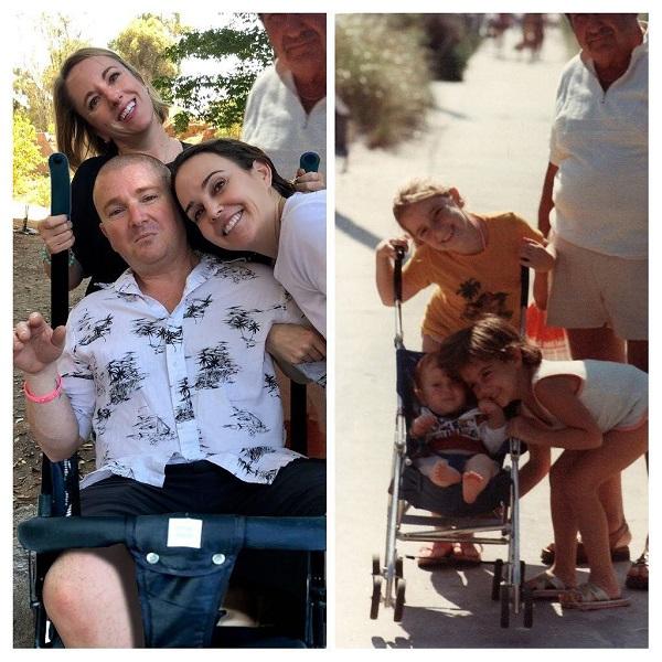 Khi chị em một nhà tụ họp cho một bức ảnh gia đình.