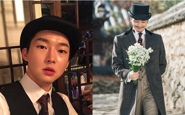 Nhiều chàng trai cũng bắt chước phong cách của nhân vật Kim Hee Sung (Byun Yo Han) của Mr. Sunshine.