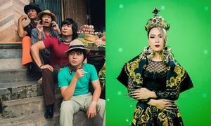 Những sao Việt bị nghi 'đá xéo' đồng nghiệp bằng âm nhạc