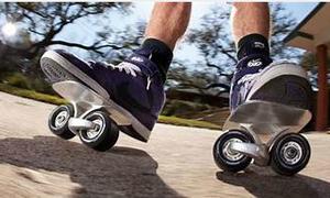 Bạn có muốn làm xiếc trên ván trượt với môn freeline skate?
