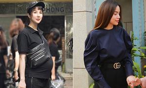 Trang phục đi từ thiện của sao Việt: Tưởng giản dị mà rất đắt đỏ