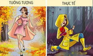 Những rắc rối khiến các cô nàng vỡ mộng khi mùa thu tới