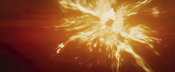 Sức mạnh Phượng hoàng bóng tối bá đạo của Jean Grey.