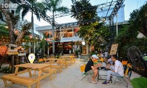Ăn, chơi, ngủ nghỉ, mua sắm... tất cả trong một khu vui chơi mới toanh ở Đà Nẵng