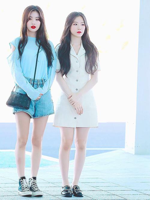 Những cặp idol cùng nhóm có khí chất trái ngược - 4