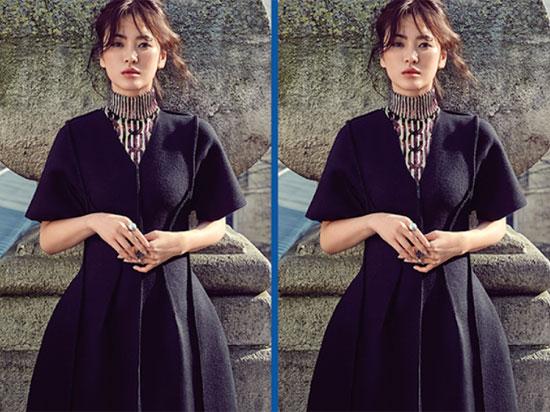 2 mỹ nhân Song Hye Kyo có điểm gì khác biệt (3)