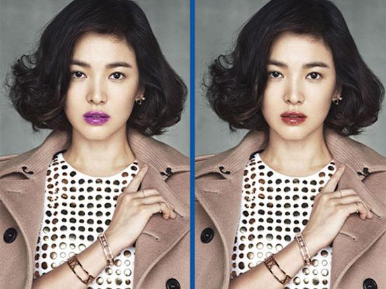 2 mỹ nhân Song Hye Kyo có điểm gì khác biệt (3) - 8