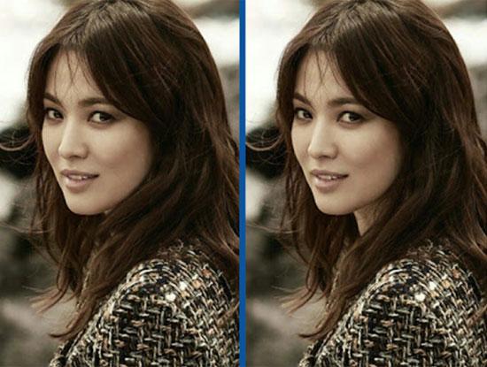 2 mỹ nhân Song Hye Kyo có điểm gì khác biệt (3) - 9