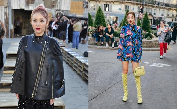 Trước đây, Dara từng nhiều lần lựa chọn style cá tính khi tham dự các sự kiện thời trang thế giới. Trái ngược với vẻ đẹp mong manh nhẹ nhàng, Dara lại ưa chuộng những diện mạo mạnh mẽ, độc đáo đến khác người.