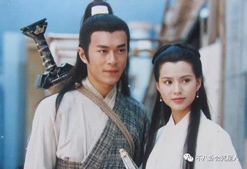 Đôi tình lữ Cổ Thiên Lạc và Lý Nhược Đồng trở thành hình ảnh khó vượt qua.
