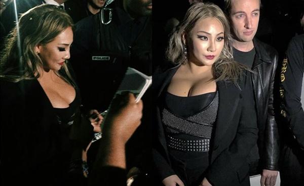 Gây ấn tượng với khán giả chính là vòng một phì nhiêu đốt mắt của CL. Sau thời gian tăng cân, nữ ca sĩ càng ưa chuộng phong cách khoe ngực nóng bỏng.