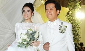 Những 'bí mật' sau 5 chiếc váy cưới của Nhã Phương