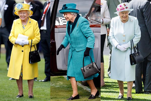 Thông điệp bí mật phía sau chiếc túi xách Nữ hoàng Anh luôn kè kè bên mình