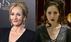 J.K.Rowling bị chỉ trích khi nói về mỹ nhân Hàn hóa rắn trong 'Sinh vật huyền bí 2'