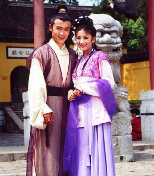 Những mối tình ít người biết trong làng giải trí Hoa ngữ - 7