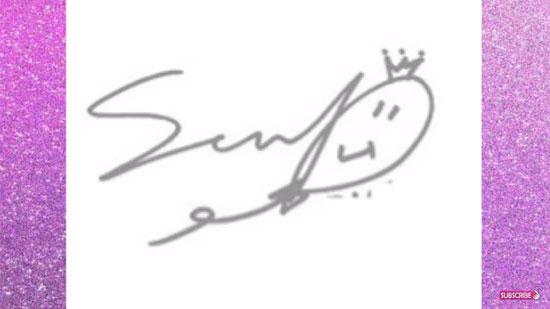 Bạn rành chữ ký idol Hàn đến đâu?