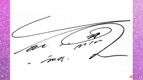 Bạn rành chữ ký idol Hàn đến đâu? - 9