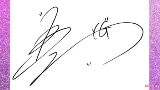 Bạn rành chữ ký idol Hàn đến đâu? - 2