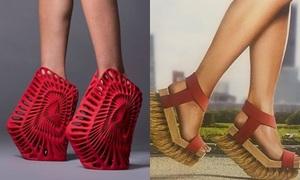 Những mẫu giày quái gở không ai dám xỏ