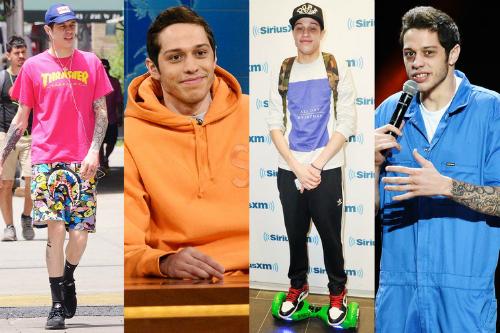 Không chỉ Justin Bieber, nhiều ngôi sao trên thế giới cũng yêu thích phong cách Scumbro, trong đó phải kể đếnPete Davidson - vị hôn phu sắp cưới của Ariana Grande.