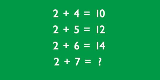 Tìm quy luật của bài toán để có kết quả đúng - 4