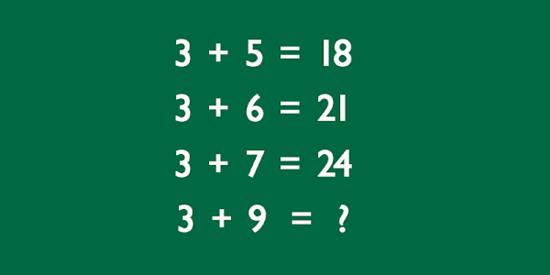 Tìm quy luật của bài toán để có kết quả đúng - 5
