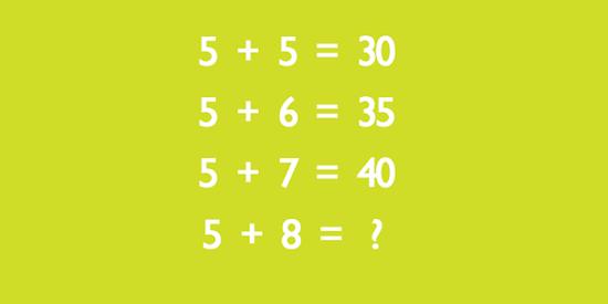 Tìm quy luật của bài toán để có kết quả đúng - 7