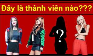 Đọc tên thành viên thất lạc của nhóm nhạc Kpop