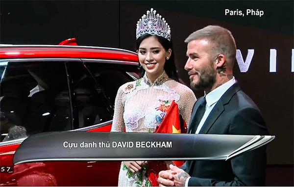 Tân Hoa hậu Việt Nam