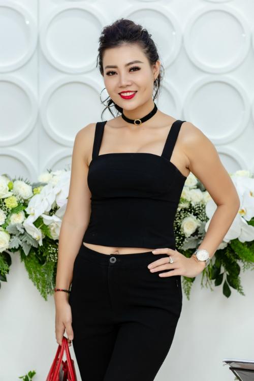 Thanh Hương có cuộc sống hôn nhân viên mãn ở tuổi 30.