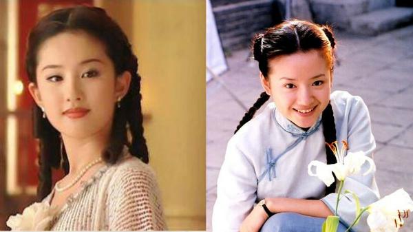 Từ khi mới ra mắt, Lưu Diệc Phi đã gây sốt với nhan sắc thần tiên, sự nghiệp phất lên nhanh chóng. Vai phụ duy nhất của cô cũng là vai diễn đầu tiên - Bạch Tú Châu trong Kim phấn thế gia (2003). Nữ chính của phim là Đổng Khiết, vai Lãnh Thanh Thu, đây cũng là vai diễn để đời của Đổng Khiết.Hiện tại, sau 15 năm, Lưu Diệc Phi vẫn giữ được độ nổi tiếng, sự nghiệp có thăng có trầm nhưng chưa bao giờ hết hot. Trong khi đó Đổng Khiết gặp scandal đời tư khiến khán giả tẩy chay, phải ở ẩn một thời gian, gần đây cô mới được chú ý trở lại sau vai phụ Phú Sát hoàng hậu trong Như Ý truyện.