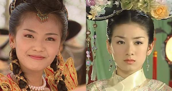 Trong Hoàn Châu cách cách 3 (2003), Lưu Đào đóng Mộ Sa công  chúa (trái), chỉ là một vai nhỏ nhưng có tính cách thẳng thắn, dám yêu dám hận,  được khán giả yêu mến. Nữ chính Tiểu Yến Tử do Huỳnh Dịch thủ vai. Khi  ấy Huỳnh Dịch rất nổi tiếng nhờ các vai chính trong Ngọa hổ tàng long, Lên nhầm kiệu hoa được chồng như ý, Tân nữ phò mã.Sau nhiều năm Lưu Đào đã trở thành nữ diễn viên thực lực có nhiều bộ phim chất lượng như Lang gia bảng, Hoan lạc tụng, Mị Nguyệt truyện. Trong khi đó Huỳnh Dịch trải qua 2 lần ly hôn, đời tư tai tiếng khiến sự nghiệp sa sút, đến nay vẫn chưa trở lại màn ảnh.