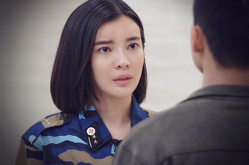 Cao Thái Hà đảm nhận vai Trung úy Minh Ngọc.