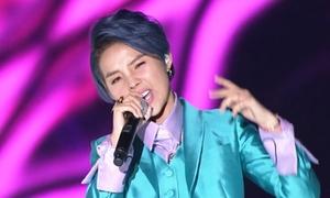 Vũ Cát Tường hát 3 thứ tiếng khiến sân khấu Asia Song Festival 2018 bùng nổ