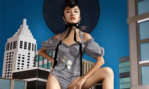 Đại diện Việt Nam bị loại ở Top 6 Asia's Next Top Model