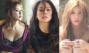 Những 'nữ hoàng sexy' của từng thế hệ Kpop là ai?