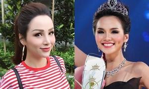 Hoa hậu Diễm Hương bị nghi 'dao kéo' với gương mặt khác lạ