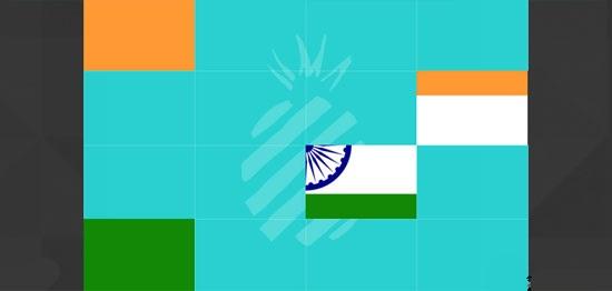 Lật mảnh ghép đoán cờ của các quốc gia - 9
