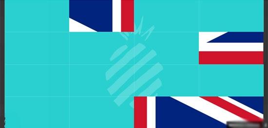 Lật mảnh ghép đoán cờ của các quốc gia - 2