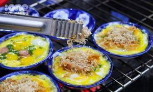 Trứng chén nướng - món quen mà rất lạ, bạn từng thử chưa?