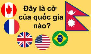 Lật mảnh ghép đoán cờ của các quốc gia