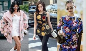 So style sao Việt tại Paris Fashion Week: Ai sành điệu hơn?