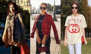 'Bóc giá' loạt trang phục hàng hiệu của Hòa Minzy trên đất Pháp