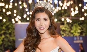 Minh Tú được diễn đàn quốc tế đánh giá cao tại Miss Supranational 2018