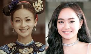 Nhan sắc 'sinh đôi' của sao Việt và dàn diễn viên phim cổ trang Hoa ngữ