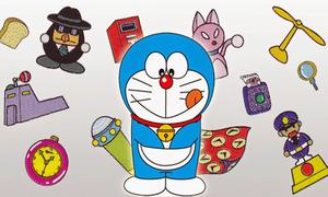 Bạn biết gì về chú mèo máy Doraemon?